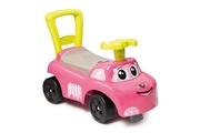 SMOBY Porteur bébé auto rose - smoby