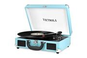 Victrola Valise vintage portable bluetooth - turquoise