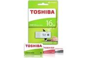 Toshiba Toshiba 16go clé usb 3.0 transmemory u301 flash drive blanc