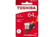 Toshiba Toshiba clé usb 3.0 64go toshiba transmemory u364 blanc