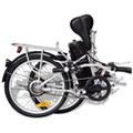 GENERIQUE Icaverne - vélos stylé vélo électrique pliable et pile lithium-ion alliage d'aluminium