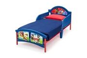 GENERIQUE Chambre a coucher complete pat patrouille pack chambre enfant complete avec lit, meuble de rangement, table et 2 chaises