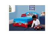 GENERIQUE Petit meuble de rangement pat patrouille chambre enfant en bois lit et meuble de rangement