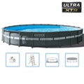Intex Ensemble de piscine ronde ultra xtr frame 732 x 132 cm 26340gn