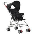 GENERIQUE Transport de bébés categorie astana poussette pliante noir acier