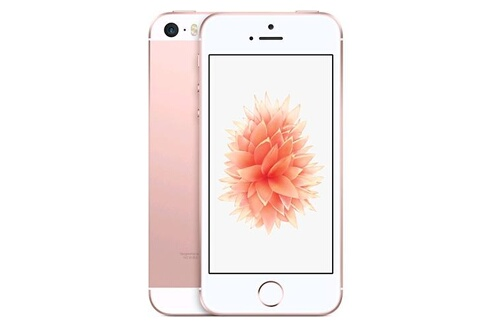 Apple Iphone se 64go or rose