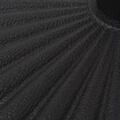 GENERIQUE Icaverne - supports pour parasols contemporain socle de parasol résine rond noir 29 kg