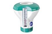 Gre Thermomètre / distributeur de chlore 2 en 1 - gré