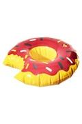 Intex Porte gobelet gonflable donut - diam. 17 cm