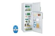 Candy Réfrigérateur frigo double porte blanc 307l a+ froid brassé eclairage led ccds6172fwh