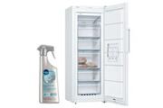 Bosch Congélateur armoire vertical blanc a++ froid ventilé 200l autonomie 25h no frost gsn29uw3v