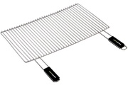 Cook In Garden Grille de barbecue chromé 67 x 40 cm cook'in garden
