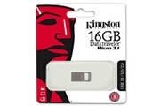 Kingston Kingston clé usb 16go kingston datatraveler dtmc3 usb 3.1 type a 128go lecteurs usb flash argent