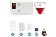 Mfprotect Alarme gsm sans fil mfprotect o3 pa-o3al23