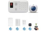 Mfprotect Alarme gsm sans fil mfprotect o3 pa-o3al32