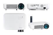 Scenelights Projecteur led full hd 3000 lm avec lecteur multimédia lb-9500.fhd