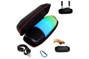 Generic Essential travel sac de transport eva épaule de cas pour jbl pulse 3 haut-parleur bluetooth