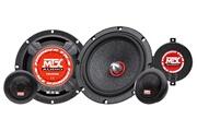 MTX Kit haut parleurs 16.5 cm 2 voies separees mtx tx465s