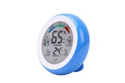 Generic Écran de contrôle thermomètre ronde accueil numérique hygromètre humidité intérieure 32