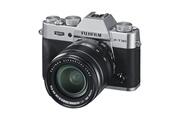 Fujifilm X-t30 silver + 18-55