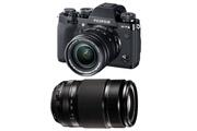 Fujifilm X-t3 noir + 18-55 mm + 55-200 mm