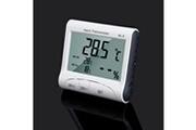 Generic Al-2 lcd température numérique hygromètre horloge thermomètre alarme hygromètre 16