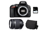 Nikon D5600 + tamron 18-270 vc pzd + sac + carte sd 4go