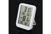 Generic Lcd numérique hygromètre thermomètres bureau des ménages d'affichage du bureau 50