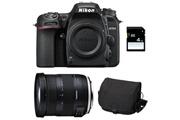 Nikon D7500 + tamron sp af 17-35 f/2,8-4 di osd + sac + carte sd 4go
