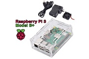 Xcsource Kit raspberry pi 3 modèle b + bluetooth 4.2 avec boîtier en acrylique te1148