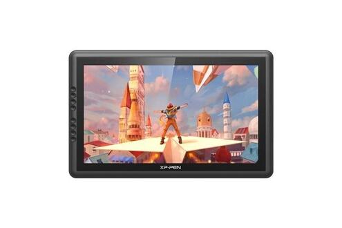 Xp-pen Tablette graphique avec écran artist 16 pro 8 raccourcis stylet rechargeable 8192