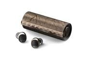 Padmate Padmate ecouteurs sans fil bluetooth 5.0, ipx6 resistant a l'eau et a la transpiration, casque de sport, controle tactile, appairage automatique, micro integre avec etui de charge, brun