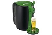 Seb Beertender - système bière pression - température fixe 4°c - 4 verres collector-noir vert