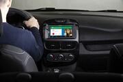 Pioneer Autoradio multimedia renault clio pioneer sph-evo62dab-clio