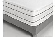 Sleepissime Surmatelas 140x190 mousse mémoire de forme enveloppe polyester empreinte