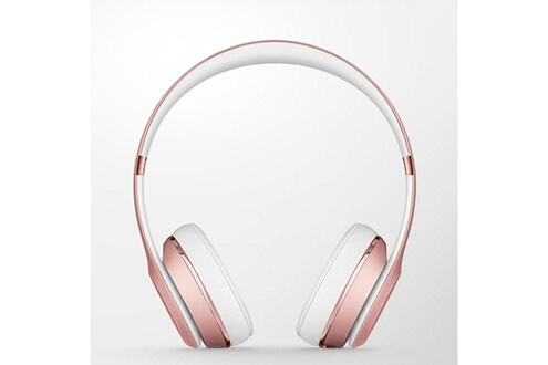 Beats Solo3 wireless casque supra-auriculaire - or rose