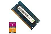 Ramaxel Barrette mémoire 4go ram ddr3 ramaxel rmt3170ef68f9w-1600 so-dimm pc3-12800 1600mhz 1rx8