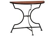 Vidaxl Table de bistro 85 x 43 x 75 cm bois d'acacia massif