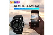 Skmei Sport bluetooth étanche montre smart watch phone mate pour smartphone bk smartwatch 67