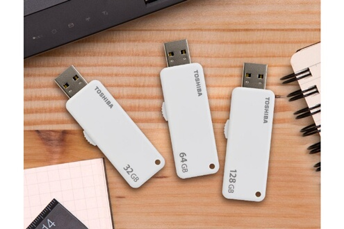 Toshiba Clé usb toshiba 16go transmemory u203 usb 2.0 lecteurs flash drive stick