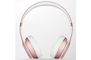 Beats Beats solo 3 wireless or/rose