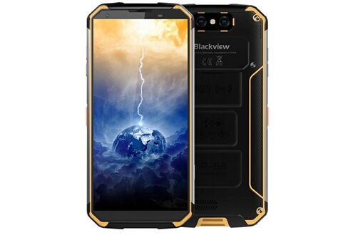 Blackview Blackview bv9500 - double sim - 64 go, 4go ram - jaune