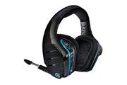 Logitech Logitech g933 sans fil casque pour jeux video, ecouteur 7.1 sons entouree, casque universel sur l'oreille, eu noir