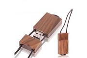 Prixwhaou Clés usb-disque flash usb de 2 gb en bois