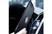 Prixwhaou.fr Coque combinaison-homtechfrancepour iphone 8 plus et 7 plus magnetic car mount housse de recharge sans fil avec support de bague