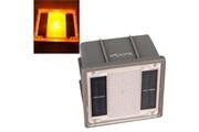 Prixwhaou.fr Extérieur laser-youoklight 0.2w 2 led lampes solaires étanches à lumière blanche et chaude eclairage enterré eclairage extérieur led