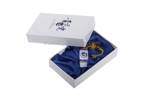 Prixwhaou Clés usb-disque flash usb bleu et blanc série porcelaine 8go