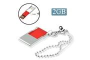 Prixwhaou Clés usb-mini disque flash usb (16 go), noir (rouge)