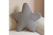 Prixwhaou.fr Coussin-coussin de dossier de forme de coussin de pentagramme oreiller de jet avec l'insertion d'oreiller, taille: 45 x 45cm