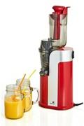 Senya Extracteur de jus de fruits et légumes healthy juicer rouge